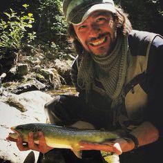Wild trout...