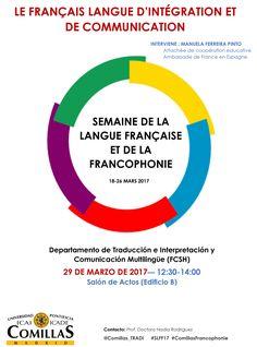 FIESTA DE LA FRANCOFONIA   Programa general en Madrid
