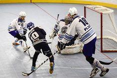 Hokejbalisté zvítězili na hřišti Rakovníku, přišli ale o lídra