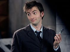 """I got: """"Not bad… You certainly know your stuff!"""" (8 out of 10! ) - How well do you know David Tennant's Tenth Doctor?"""