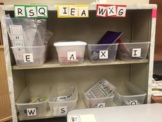TASN - Autism and Tertiary Behavior Supports's photo.  Great way to organize direct instruction areas of a classroom
