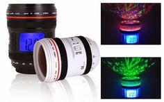 rogeriodemetrio.com: Camera Lens Design Música Projeção Calendar Alarm ...