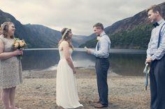 Lakeside elopement in the Irish Wicklow Mountains and Glendalough Ireland, Irish, Anna, Mountains, Irish People, Irish Language, Bergen