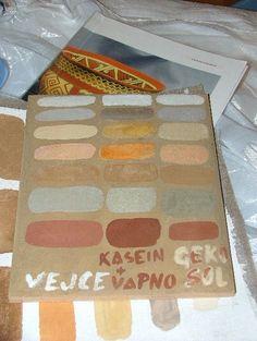 Malujeme s barvami země - Picas