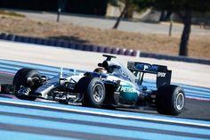 メルセデス、2017年F1ウェットタイヤのテストを実施  [F1 / Formula 1]