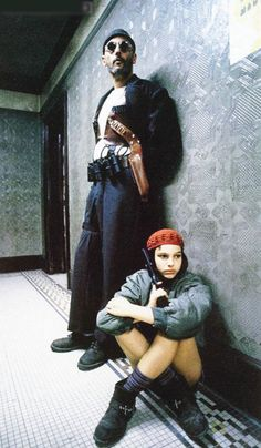 leon the professional...back when Natalie could act
