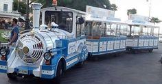 Trenino turistico a Desenzano del Garda @gardaconcierge