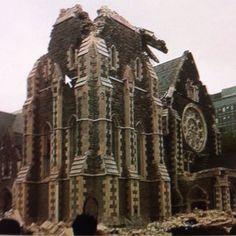 Christchurch, NZ Post earthquake