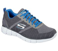 Equalizer First Rate, Sneakers Basses Femme - Bleu (NVW), 35 EUSkechers