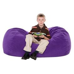24 0 H X W 36 D 135 00 Bean Bag Sofa