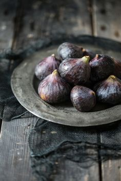 Fresh Figs - From Paris Pastry Club - Fanny Zannoti, Photography Helen Cathcart, props Zoe Regoczy