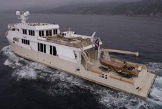 "Review: Yacht Escort Ships 173' ""SuRi"" - Yacht Escort Ships & Shadows | YachtForums: We Know Big Boats!"