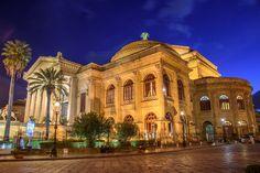 https://flic.kr/p/DttrQz | Palermo - Teatro Massimo | REGIONE SICILIA
