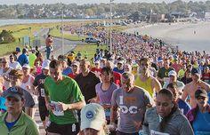 Rhode Island Newport Half-Marathon