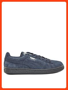 more photos c6cfa 7706c PUMA Suede Classic Mono Ref Iced Männer Sneaker 44 dunkelblau Amazon.de  Schuhe  Handtaschen