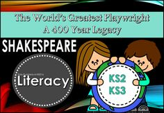Shakespeare- Mini Activity Pack ( Presentation and Activities KS2/KS3)