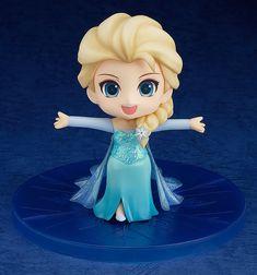 Good Smile Company Elsa Disney Frozen Nendoroid Re-Run) Film Frozen, Frozen Disney, Frozen Toys, Olaf Frozen, Princesa Elsa Frozen, Frozen Princess, Toy Art, Chibi, Anime Figurines