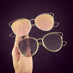 christian dior sideral 2 pink sunglasses butterfly - Google Search