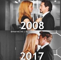 Pepperony: Then and Now.