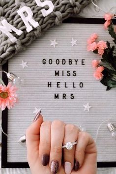 Show Off You Engagement Ring with These Creative Announcement Photos Wedding Goals, Fall Wedding, Our Wedding, Dream Wedding, Wedding Bride, Wedding Planning Quotes, Wedding Day Quotes, Wedding Unique, Wedding Proposals