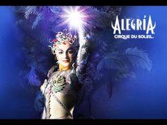 """ALEGRIA"" Cover by Maria Bozzini アレグリア"