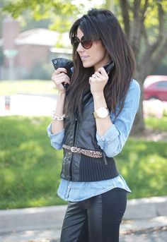 Stunning 35 Top Fall Fashion Trends for Women http://clothme.net/2018/04/03/35-top-fall-fashion-trends-for-women/