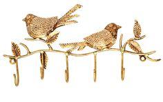 Bird key Holder - Key Holders - Decor