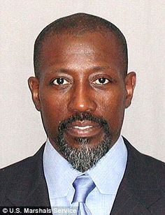 Out of jail: Wesley Snipes was released from prison after serving a three-year sentence for tax evasion