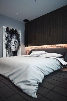 "livingpursuit: ""Bedroom Design by Iqosa """