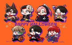Got7 Fanart, Chibi, Fan Art, Anime, Target, Sticker, Wattpad, Pictures, Drawings