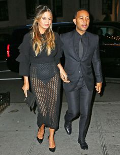 Chrissy Teigen's Best Street Style Looks - May 15, 2016 - from InStyle.com