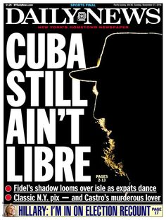 Sunday, 27 November 2016 - Fidel Castro, in death as in life, was venerated & vilified Saturday as the world debated the legacy of a man hailed as a revolutionary & denounced as a dictator.