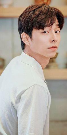 Korean Art, Korean Drama, Asian Actors, Korean Actors, Goblin Gong Yoo, Yoo Gong, Singer Fashion, Goong, Cute Actors