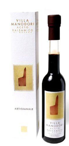 Amazon.com : Villa Manodori Balsamic Vinegar, 1 Bottle (8.5 Fl Oz) : Grocery & Gourmet Food
