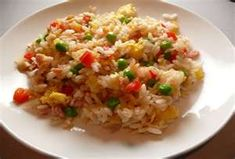 Fried Rice copy cat recipes for everythinggg Restaurant Recipes, Seafood Recipes, Dinner Recipes, Cooking Recipes, Cooking Ideas, Dinner Ideas, Chicken Recipes, Food Ideas, Asian Recipes
