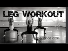 "LEG WORKOUT: ""Get Low"" by Dillion Francis & DJ Snake 