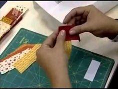 Patchwork Ana Cosentino:Barrado com Régua para Viés Duna Atelier - YouTube