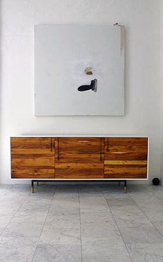 Wood & White Furniture Inspiration; apartmenttherapy.com is the jam.