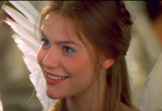 Claire Danes in the modern Romeo and Juliet