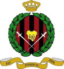 2000, Brunei DPMM FC (Bandar Seri Begawan, Brunei, Brunei) #BruneiDPMMFC #Brunei (L10787)