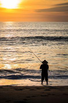 """""""El pescador in El Pescadero""""  by profesor Mozekson on Flickr - Baja California Sur, Mexico"""