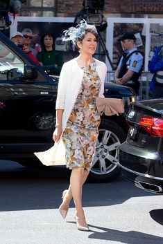 Crown Princess Mary of Denmark at Christiansborg Palace on the occasion of The Anniversary of The 1915 Danish Constitution, on June 2015 in Copenhagen, Denmark (Photo by Julian Parker/UK Press via Getty Images) Style Royal, Royal Look, Mary Elizabeth, Mary Of Denmark, Prince Héritier, Prince Felix, Prince Harry, Prince Frederick, Princess Marie Of Denmark