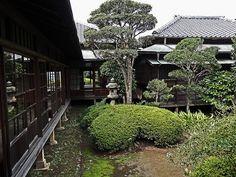 Akitake's Inner Garden View