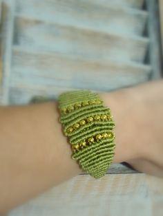 macrame handamade bracelet