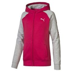 a35c0a38b628 Girls Style Athletics Sweat Jacket