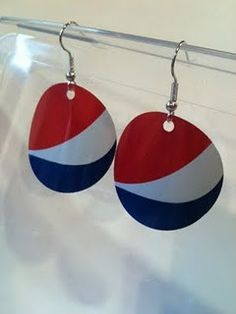 You will be amazed at how simple and fun it can be to create necklaces, bracelets, earrings and key chains with soda pop cans. Join me ...