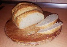 Házi kenyér egy órán belül? Bizony, és isteni finom - BlikkRúzs Food And Drink, Pizza, Bread, Snacks, Baking, Van, Recipies, Appetizers, Brot