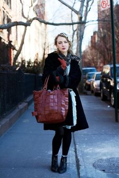 On the Street……West 21st, NYC « The Sartorialist