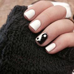 These are my nails right now:)