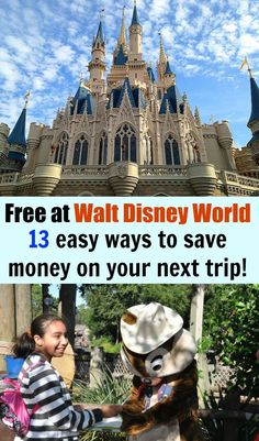 Want the best budget secret for visiting Walt Disney World? Taking advantage of all that is FREE! Here are 13 Disney parks freebies you probably didn't know about.